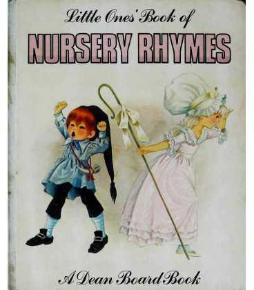 Little Ones' Book of Nursery Rhymes