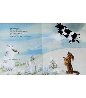 Little Ones' Book of Nursery Rhymes Inside Page 1