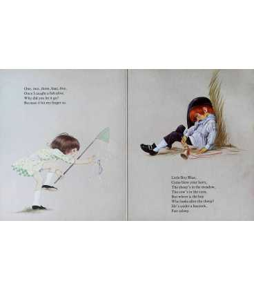 Little Ones' Book of Nursery Rhymes Inside Page 2