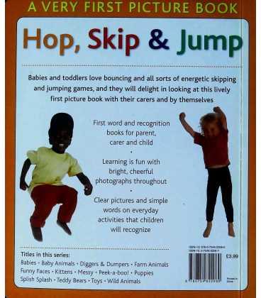 Hop, Skip & Jump Back Cover