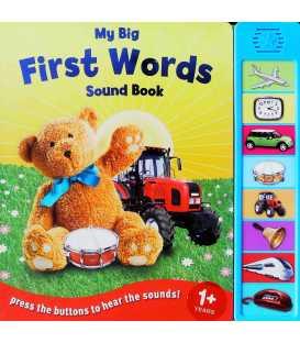 My Big First Words Sound Book