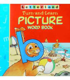 Turn-And-Learn Picture Word Book