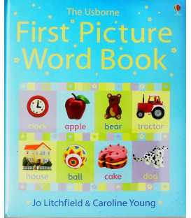 First Picture Word Book