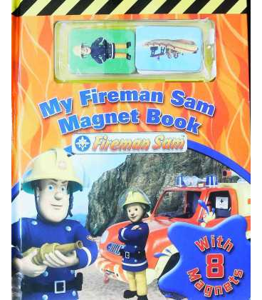 My Fireman Sam Magnet Book