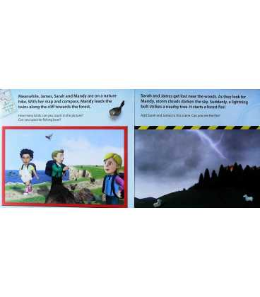 My Fireman Sam Magnet Book Inside Page 1