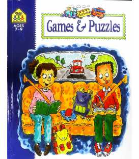 Games & Puzzles for 7-9 Years Old
