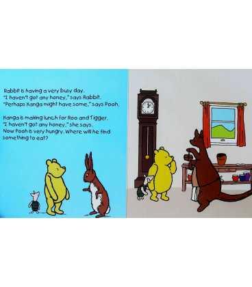 Winnie-the-Pooh's Hunny Hunt Inside Page 1