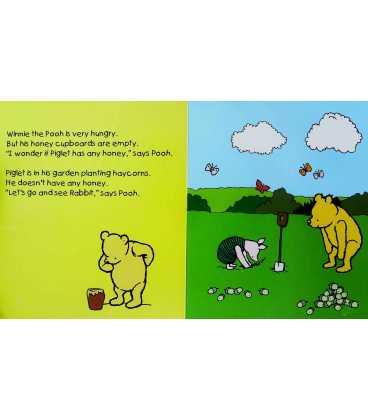 Winnie-the-Pooh's Hunny Hunt Inside Page 2
