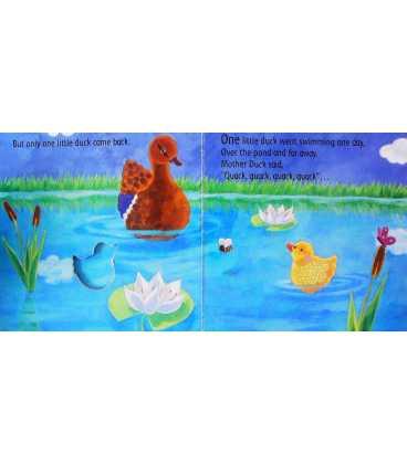 Five Little Ducks Inside Page 1