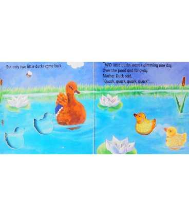 Five Little Ducks Inside Page 2