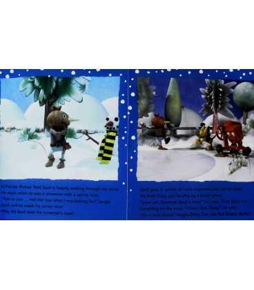Bob's White Christmas Inside Page 1
