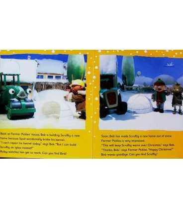 Bob's White Christmas Inside Page 2