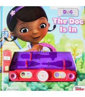 Doc Mcstuffins the Doc Is in