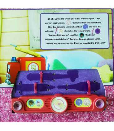 Doc Mcstuffins the Doc Is in Inside Page 1