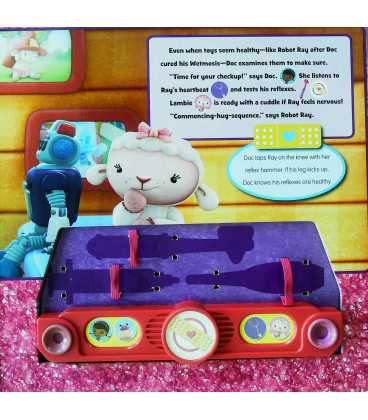 Doc Mcstuffins the Doc Is in Inside Page 2