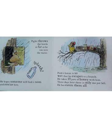 Piglet's Rainy Day Inside Page 1