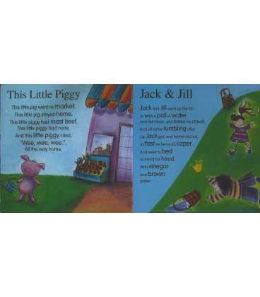 Nursery Rhymes Inside Page 2