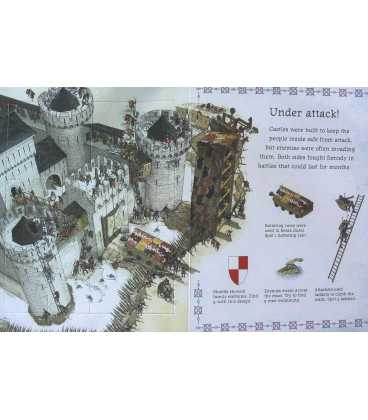 The Usborne Castles Jigsaw Book Inside Page 1