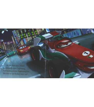 Disney Cars 2 - My First Storybook Inside Page 1
