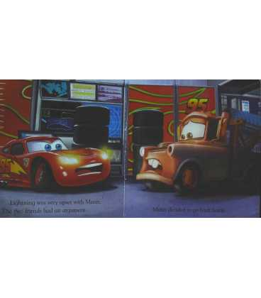Disney Cars 2 - My First Storybook Inside Page 2
