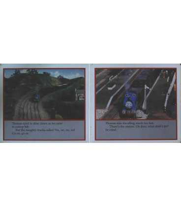 Thomas and the Trucks Inside Page 1
