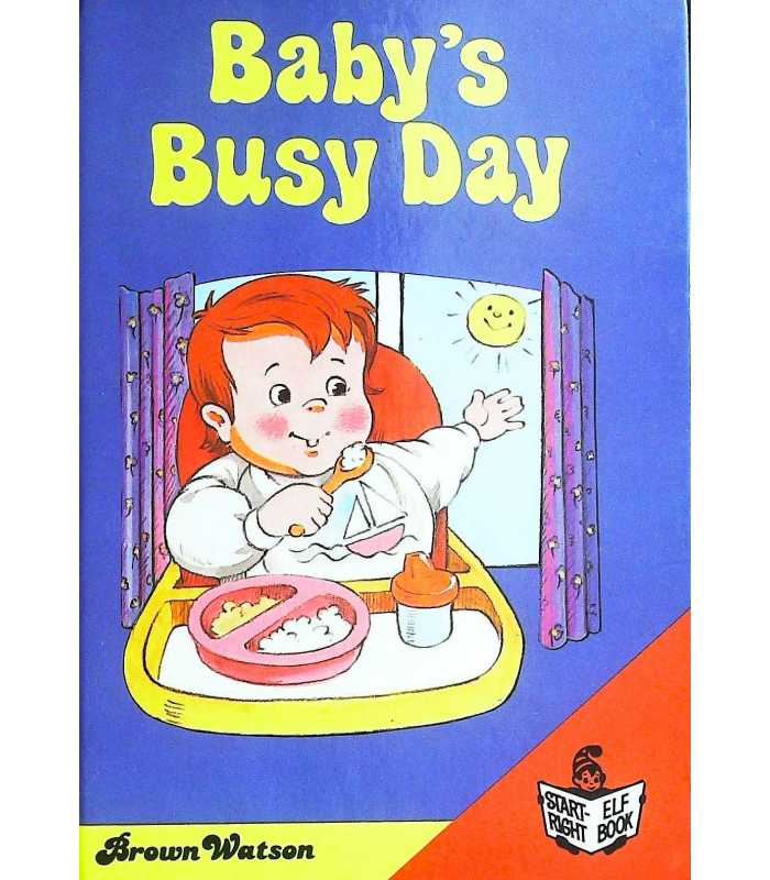 Baby's Busy Day | Debby Slier | 9780709707011