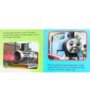 Thomas and the Jet Engine Inside Page 1