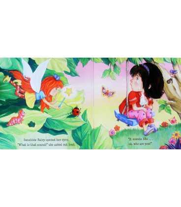 Sunshine Fairy (Glitter Fairies) Inside Page 1