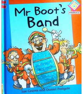 Reading Corner Phonics: Mr Boot's Band
