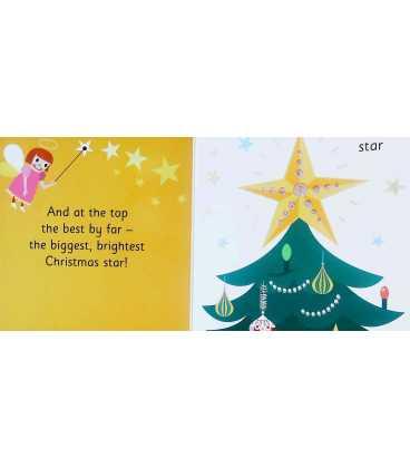 Christmas Tree Sparkle Book (Christmas Sparkles) Inside Page 2