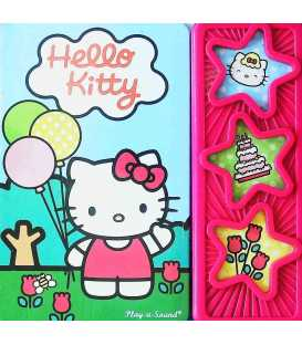 Hello Kitty (3 Button Board Book)