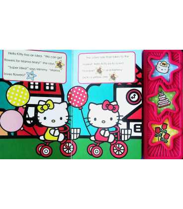 Hello Kitty (3 Button Board Book) Inside Page 1