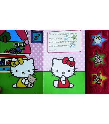 Hello Kitty (3 Button Board Book) Inside Page 2