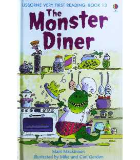 Usborne Very First Reading - The Monster Diner