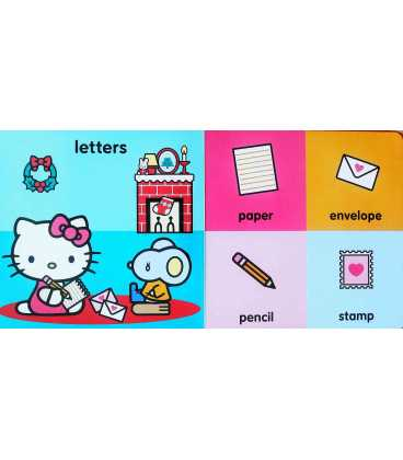 Hello Kitty: Christmas! Inside Page 1