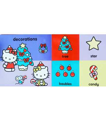 Hello Kitty: Christmas! Inside Page 2