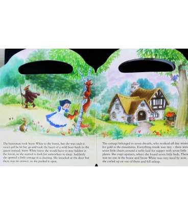 Snow White and the Seven Dwarfs Inside Page 2