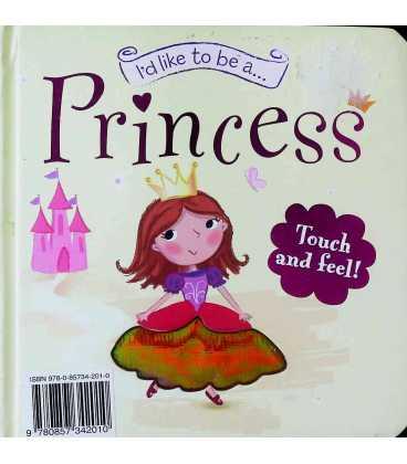 Princess (I'd Like to be)