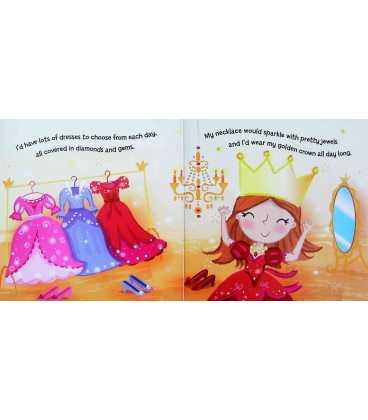 Princess (I'd Like to be) Inside Page 1
