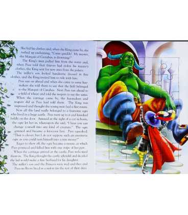 Fairy Tales Classic Tales Jigsaw Book Inside Page 1