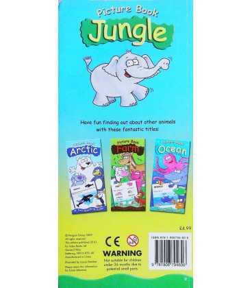 Picture Book Jungle Back Cover