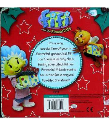 Fifi's Best Christmas Ever Back Cover