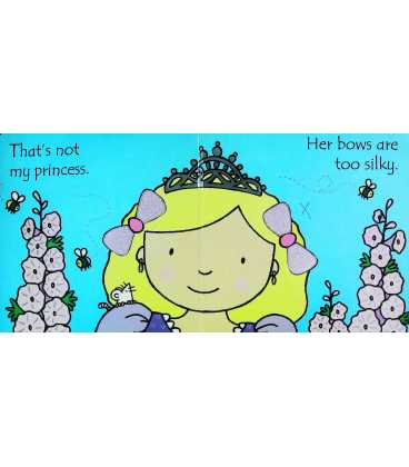 That's Not My Princess (Usborne Touchy Feely Books) Inside Page 2