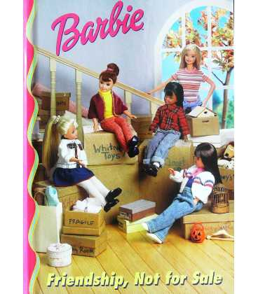 Barbie:  Friendship, Not For Sale