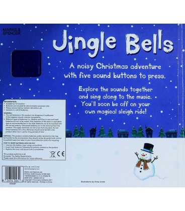 Jingle Bells Back Cover