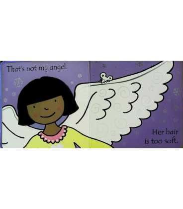 That's Not My Angel… (Usborne Touchy-Feely Books) Inside Page 2