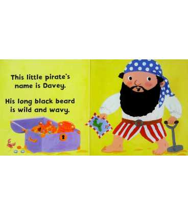 Ladybird Touch and Feel This Little Pirate Inside Page 1