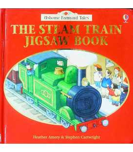 The Steam Train Jigsaw Book