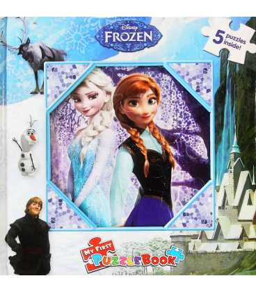 Disney Frozen My First Puzzle Book