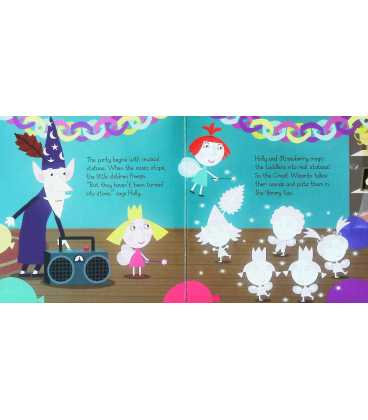 Birthday Magic (Ben & Holly's Little Kingdom) Inside Page 2